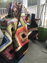 """Cozy Cabins,"""" a UFO Finished! 