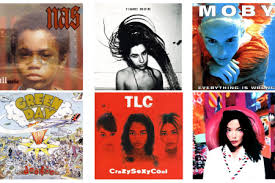 Media Control Charts Top 100 Album 100 Best Albums Of The 90s Rolling Stone