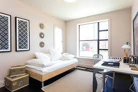 bedroom office design. Guest Bedroom Office Minimal And Modern Decor For The Guestroom Home Design Studio Architecture Small Ideas