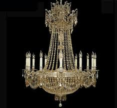 valencia collection 12 12 light extra large brass crystal chandelier