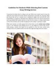 the importance of best custom essay service best custom essay service