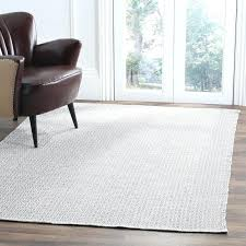 ivory grey rug