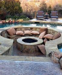 Fire Pit Design Ideas For Backyard Transformation U2013 Wilson Rose GardenBackyard Fire Pit Design Ideas
