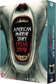 American Horror Story - Seizoen 04 (Dvd ...
