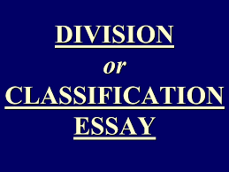 division or classification essay prewriting prewriting  decide  1 division or classification essay