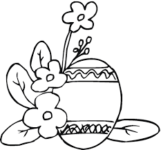 Disegno Di Fiori Di Primavera A Colori Per Bambini Con Fiori Da