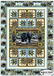 Bear Counry Free Quilt Pattern by Quilting Treasures | For the ... & Bear Counry Free Quilt Pattern by Quilting Treasures Adamdwight.com
