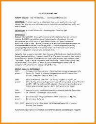 7 Production Assistant Resume Template Laredo Roses
