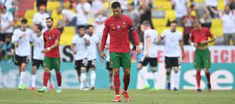 โปรตุเกส v เยอรมนี ผลบอลสด ผลบอล ยูโร 2020
