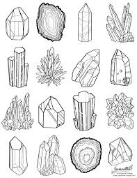 gemstone coloring book plus free coloring page geminerals c coloring pages disney pdf 342 gemstone coloring book