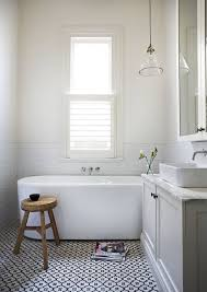 white tile bathroom floor. Patterned Black And White Tile Bathroom Floor T