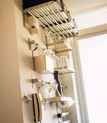 kitchen wall rail system picture