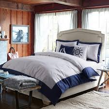 hotel bedspreads luxury hotel bed linen royal blue and white bedding sets queen