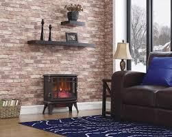 com duraflame dfi 8511 02 infrared quartz fireplace stove bronze home kitchen