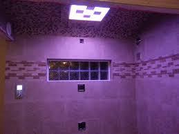 shower led lighting. Rain Shower Head With Lights Purple Led Lighting M
