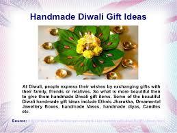 Ideas For Making Diwali Charts Handmade Diwali Gift Ideas