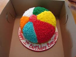 Beach Ball Cake Decorations Awesome How Would I Do This Birthday Ideas Pinterest Beach Ball