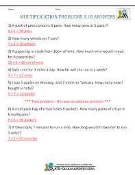 addition subtraction and multiplication worksheets for grade 3 them and try to solve