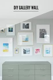 picture frames on wall. Gallery Wall Diy Mattes For Ikea Ribba Frames, Decor Picture Frames On