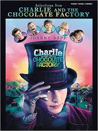 broadway musical home charlie and the chocolate factory sheetmusic