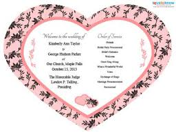 Wedding Program Fans Cheap Fan Shaped Wedding Programs Lovetoknow