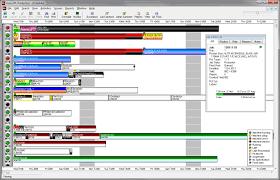 Live Gantt Chart Live Scheduling Drag Drop Gantt Chart View In Aspectpl