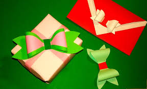 Decorating Boxes With Paper Easy paper bow WITHOUT ribbon or wrapping paper Gift box and 52