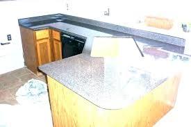 diy laminate countertop how to