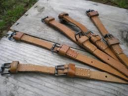 czechoslovakian mess kit straps