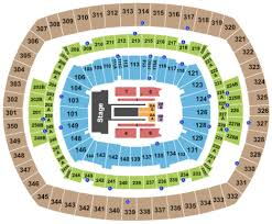 Metlife Stadium Beyonce Seating Chart 2 Tickets On The Run Ii Beyonce Jay Z 8 3 18 East