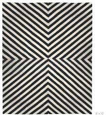 black and white rug large black and white rug black and white geometric rug australia