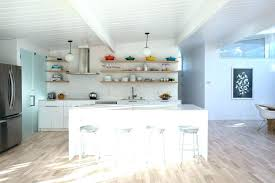 open wall shelves for kitchen home depot shelving to organize in bedroom floating shelf cabinet pull