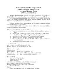 97. Mary Griffith 19 April 2015   Phylogenetics   Genealogy