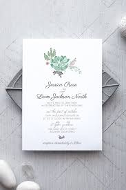 pdf wedding invitation template editable texts vintage printable rustic wedding invitation template succulent by alchemiepress com