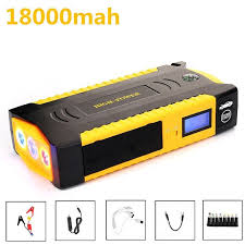<b>Car</b> Jump <b>Starter</b> Power Bank 12V 600A <b>Auto</b> Booster ...