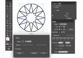 كيفية تصميم بطاقة معايدة عيد الفطر عن طريق Adobe Illustrator