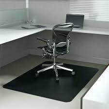 plastic desks mat clear