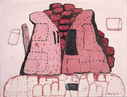 cornered philip guston tate 1971