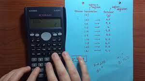 Bilimsel Hesap Makinesi Kullanımı 6 - Korelasyon Katsayısı (Calculator  Tutorial 6) - YouTube