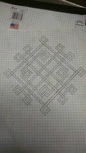 Cool Designs To Draw On Graph Paper
