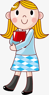 cartoon holding book cartoon clipart book clipart cartoon characters png image and
