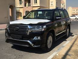 TOYOTA LAND CRUISER 4.0L V6 AT GXR 2018 MODEL - Cam Auto Trading ...