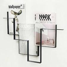 China Wall Mount Magazine Rack