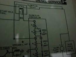 glow plug wiring diagram for corvairwild's 6 2l blazer youtube glow plug wiring diagram 6.9 Glow Plug Wiring Diagram #21