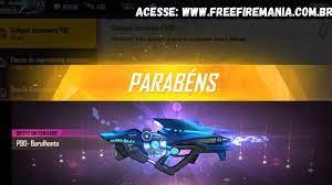 CODIGUIN FF 2021: veja como conseguir o código com a nova Incubadora Armas  Sônicas do Free Fire - Free Fire Mania