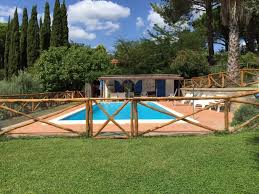 A Small House In The Green In The Heart Of The Veio Park Sacrofano