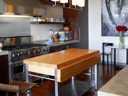 choosing the moveable kitchen islands. Kitchen Island With A Breakfast Bar Choosing The Moveable Islands