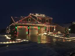 Amazing Christmas Lights On Houses Best Fort Wayne Christmas Light Displays