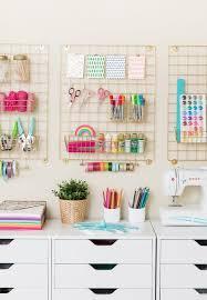 craft room makeover organization ideas