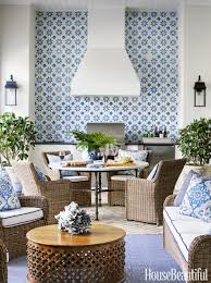 Florida Home Decor Blue And White Home Decor Summer Thornton